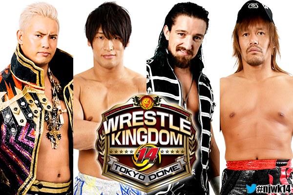 NJPW Wrestle Kingdom 14 (Night 2) Preview & Predictions
