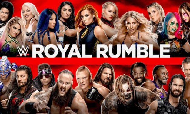 WWE Royal Rumble 2020 Preview & Predictions