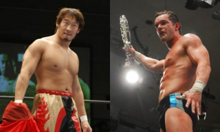 Take a Look at Me Nao(michi) (Naomichi Marufuji vs. Prince Devitt 2009)
