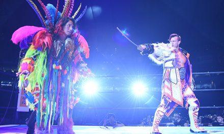 Hindsight 2020 #1: Will Ospreay vs. Hiromu Takahashi