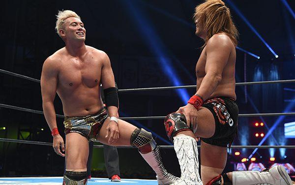 The Triumph of Tetsuya Naito