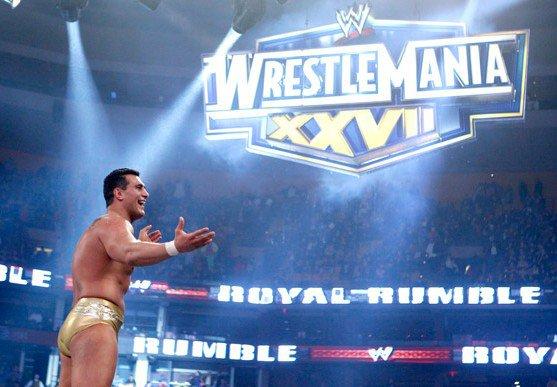 Rumble Rewind: 2011