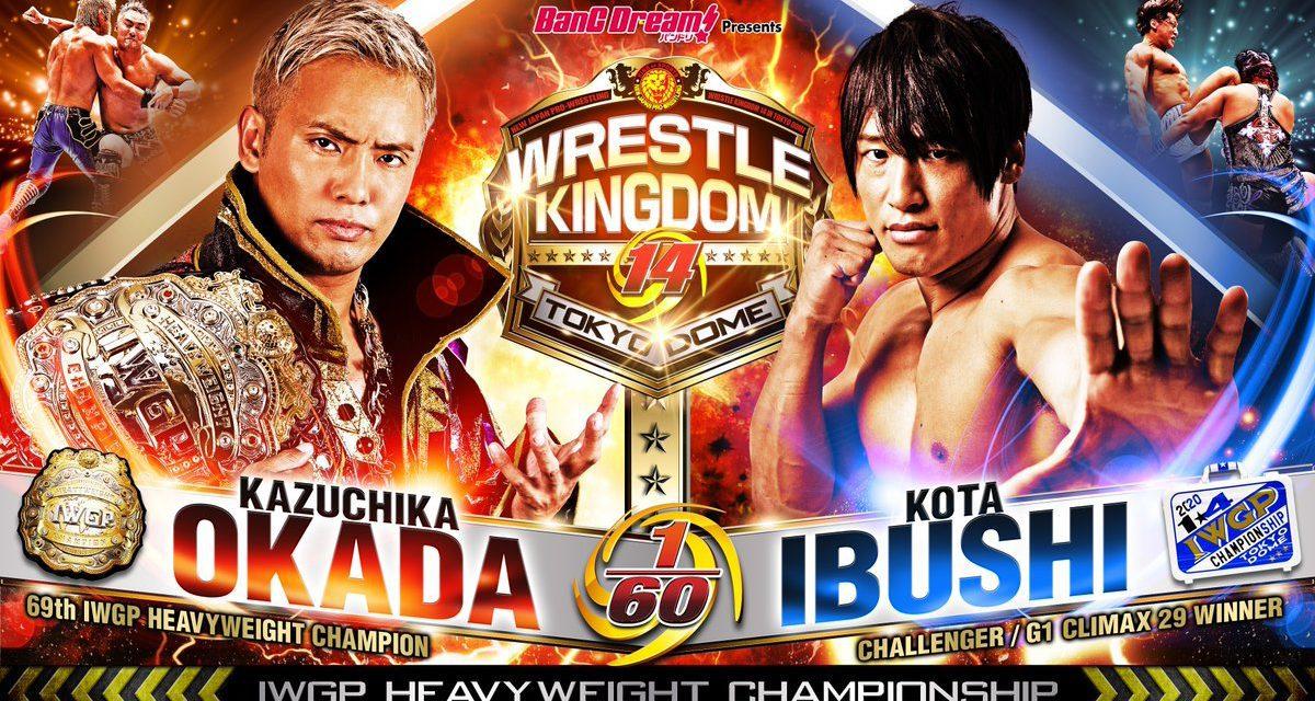 NJPW Wrestle Kingdom 14 (Night 1) Results & Review