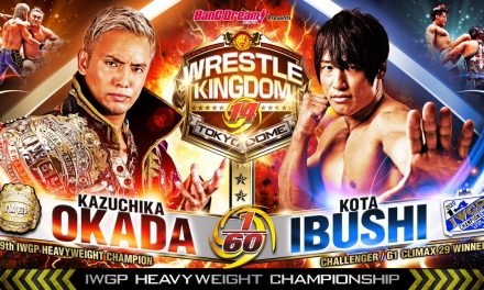 NJPW Wrestle Kingdom 14 (Night 1) Results & Review
