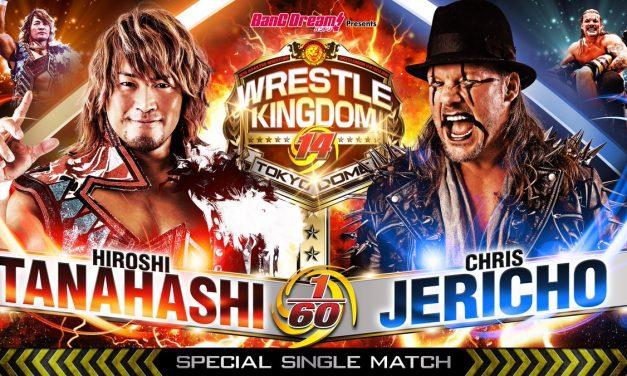 Instant Reaction: NJPW Wrestle Kingdom 14 Night 2
