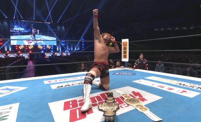 NJPW Wrestle Kingdom 14 (Night 2) Results & Review