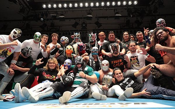NJPW & CMLL Fantastica Mania 2020 Night 8 (January 20) Results & Review