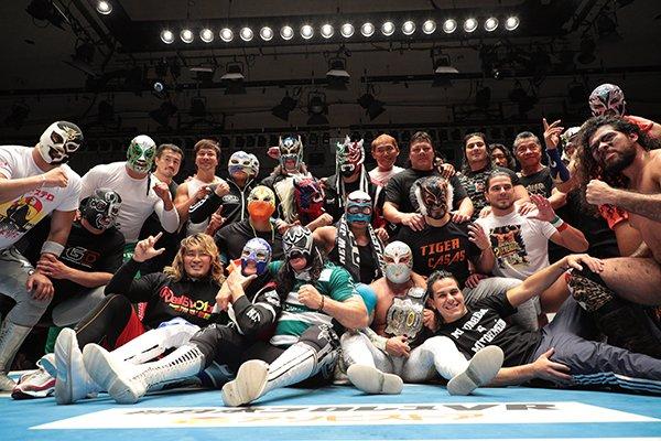 NJPW & CMLL Fantastica Mania 2020 Night 8 (January 20) Results & Review
