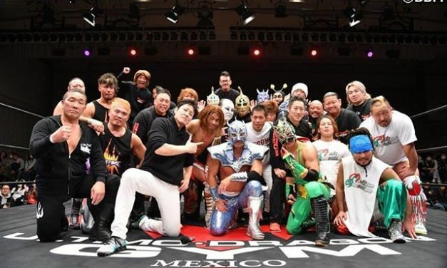 Toryumon Reunion (January 31) Results & Review