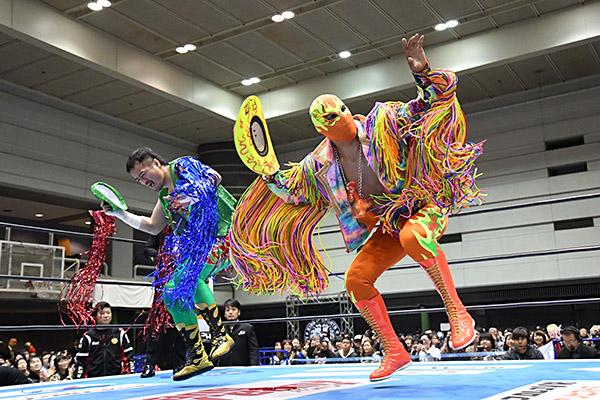 NJPW & CMLL Fantastica Mania 2020 Night 1 (January 10) Results & Review