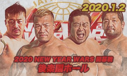 AJPW New Year Wars January 2 (Results & Review)