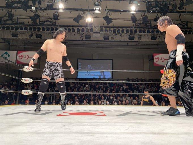 Hindsight 2020 #2: Filling the Void (HAYATA vs. Yoshinari Ogawa)