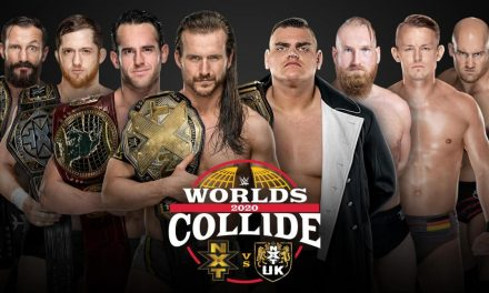 NXT Worlds Collide 2020 (January 25) Results & Review