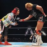 Let's Have a Match When You Get Back: Tetsuya Naito vs. Hiromu Takahashi