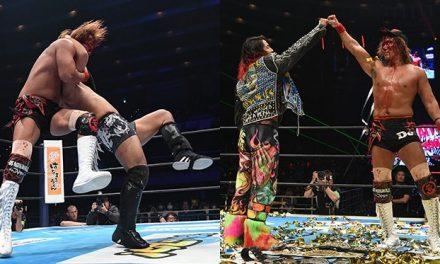 NJPW New Beginning in Osaka (February 9) Results & Review