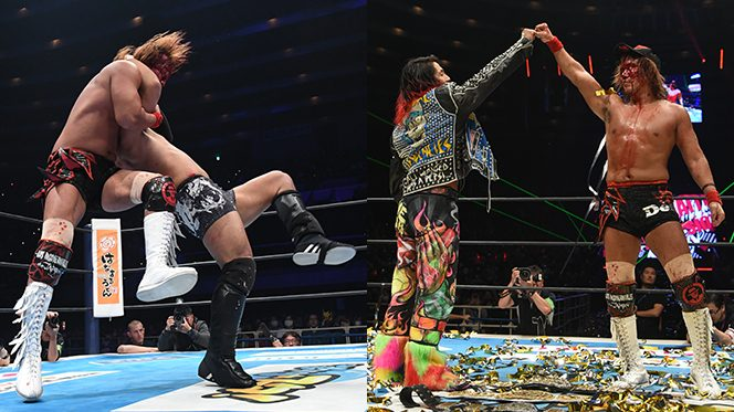NJPW New Beginning in Osaka (February 9) Results & Review