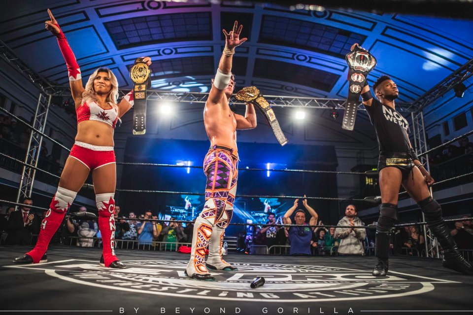 Revolution Pro Wrestling High Stakes 2020 (February 14) Results & Review