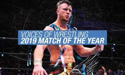 VOW 2019 Match of the Year (Wrestler and Promotion Breakdown)