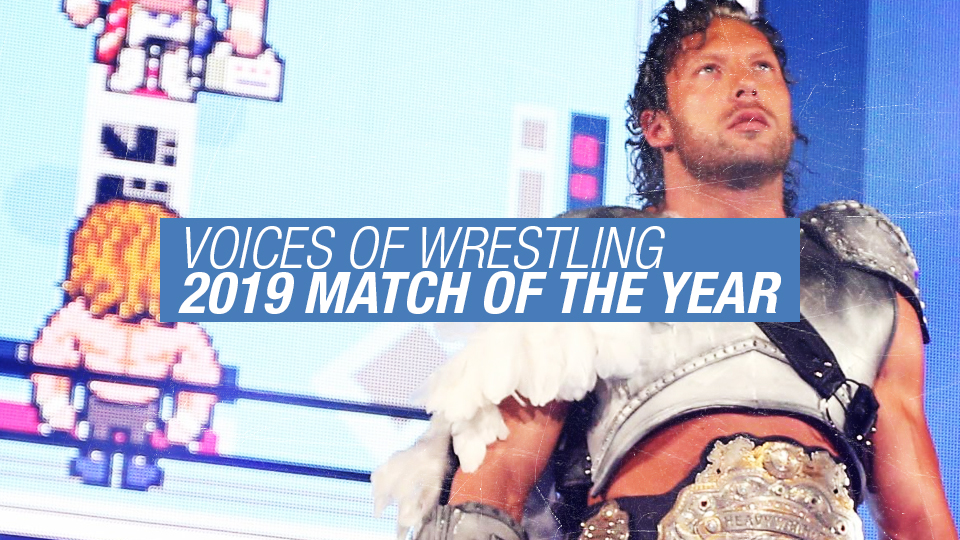 Voices of Wrestling 2019 Match of the Year