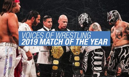 VOW 2019 Match of the Year (Match Stats Breakdown)