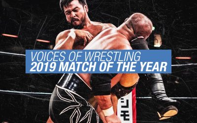 VOW 2019 Match of the Year: Top 10 Reveal (Patreon Exclusive Audio)