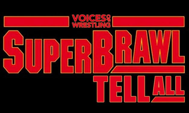 SuperBrawl Tell All: SuperBrawl 1 (Fujinami vs. Flair)