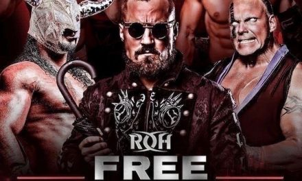 ROH Free Enterprise (February 9) Results & Review