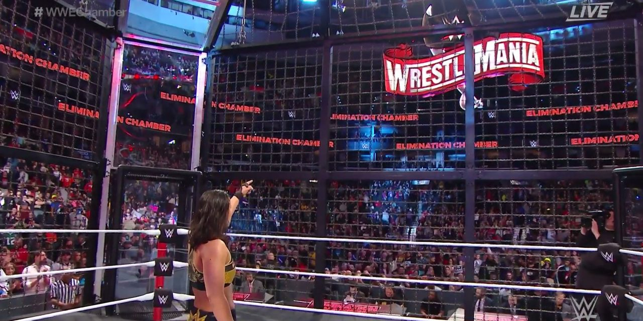 WWE Elimination Chamber 2020 (March 8) Results & Review