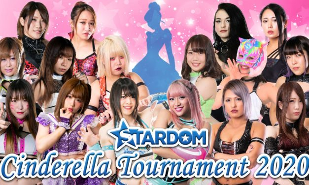 Stardom Cinderella Tournament (March 24) Results & Review