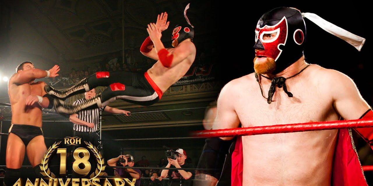 ROH 18th Anniversary Collection: El Generico (Preview)