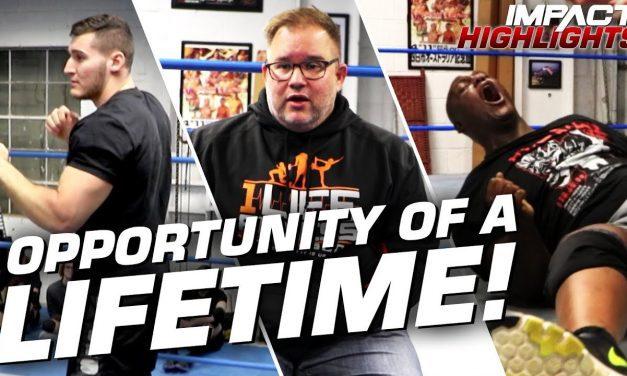 The Return of Impact Wrestling's Gut Check
