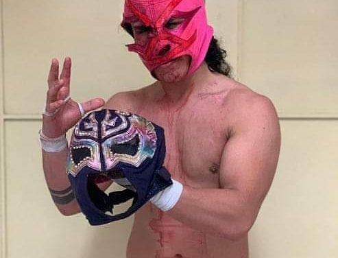 Aéreo vs. Villano III Jr. or The Art of Defending Your Mask