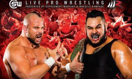 The Unnoticed Era: Wrestle Rampage Adelaide Arena (November 2015) Retrospective & Review