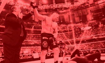 The End of Undertaker's WrestleMania Streak