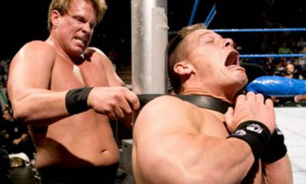 Aggression Remembered: John Cena vs. JBL (Judgement Day 2005)
