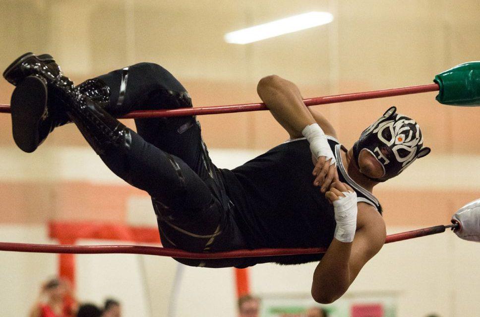 A Mexican In Japan: The Saga of El Hijo del Pantera in Wrestle-1