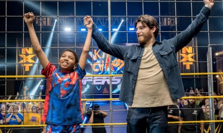 "A kid, a Mask and a WWE Dream: Netflix's ""The Main Event"" Review"