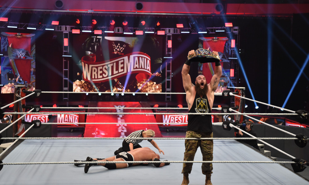 WrestleMania 36: A Personal Journey with Pro Wrestling
