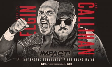 Impact Wrestling and What Larry Csonka Would Have Thought