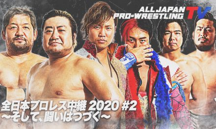 AJPW Broadcast 2020 #2 (May 5) Results & Review
