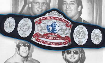 The Deep Dive (UWF Tag Team Titles 1986): Part 2