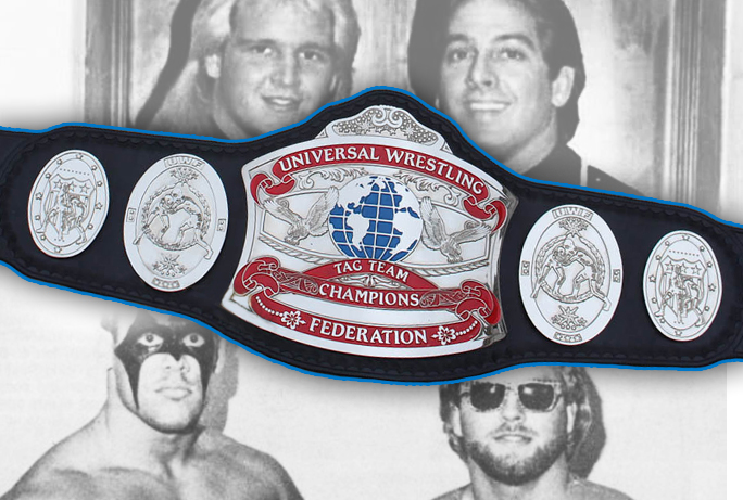 The Deep Dive (UWF Tag Team Titles 1986): Part 1