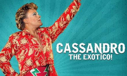 VOW Movie Review: Cassandro, The Exotico!