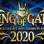 Dragongate King of Gate Night Seven (May 30) Results & Review