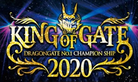 Dragongate King of Gate 2020 Night Nine (June 6) Results & Review