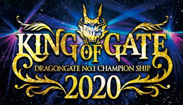 Dragongate King of Gate 2020 Night Eight (May 31) Results & Review