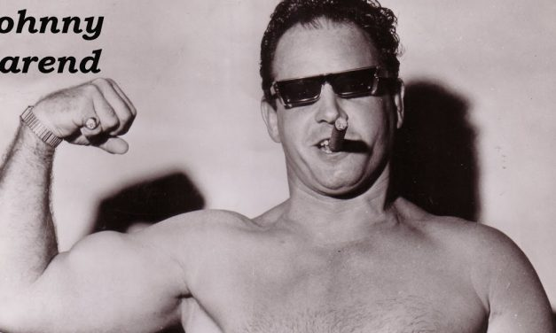 "Hidden Heroes of Wrestling: ""Handsome"" Johnny Barend"