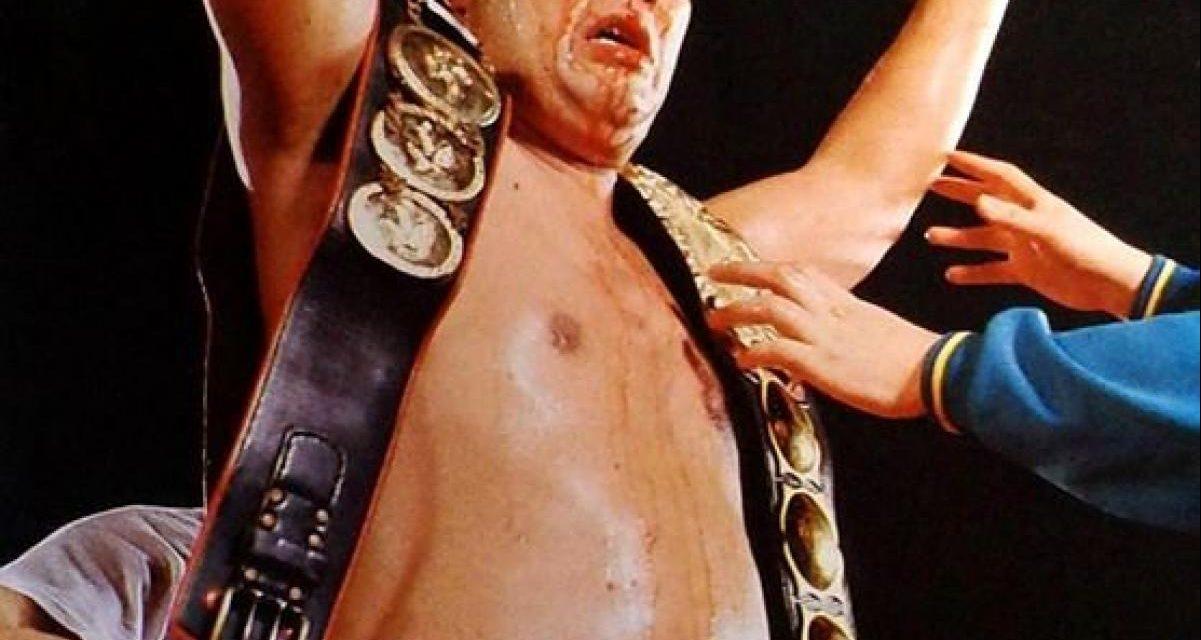 Wrestling's Final Boss: Remembering The Great Jumbo Tsuruta