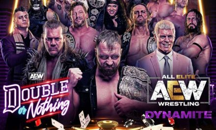 Sport of Pro Wrestling: AEW Double or Nothing 2020 Stats, Research & Notes