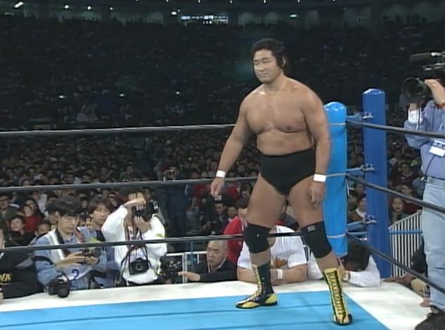 A Retrospective of Violence: The Legacy of Genichiro Tenryu